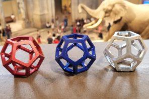 AltDynamic Da Vinci Dodecahedron