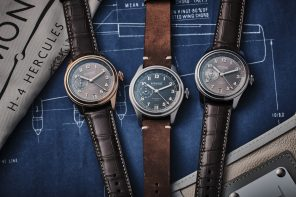 Bremont H4 Hercules Watches