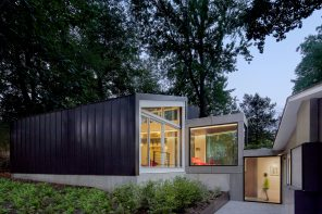 Dual Modern House