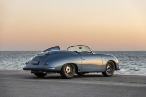 Emory Motorsports 1959 Aquamarine Transitional Speedster