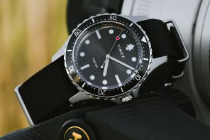 Huckberry x Timex Diver Watch