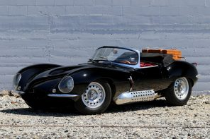 1957 Jaguar XKSS Re-Creation by Lynx