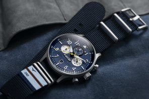 AVI-8 Bader Chronograph Limited-Edition Watch