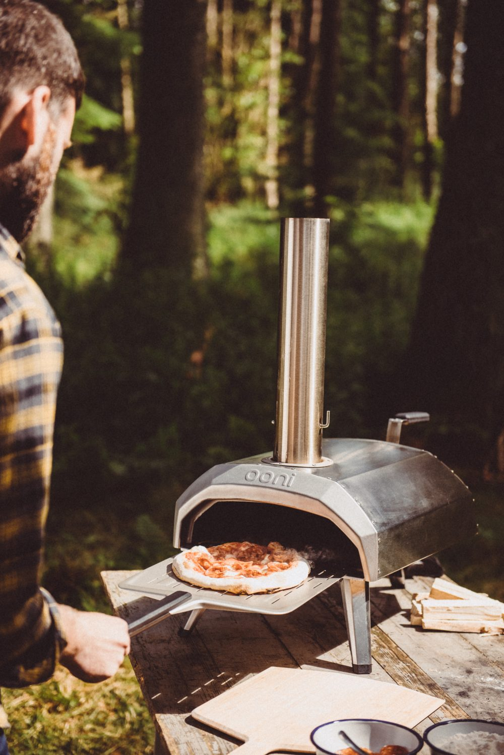 Ooni Karu Portable Wood Fire Pizza Oven | The Coolector