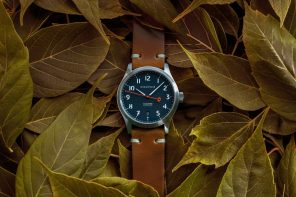 Oak & Oscar Olmsted 38 Watch