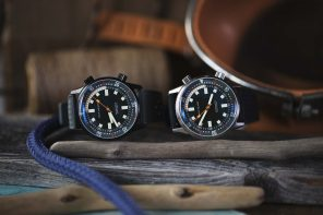 DAN HENRY X WORN & WOUND 1970 LIMITED EDITION WATCH