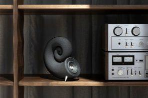 Deeptime Spirula Speakers