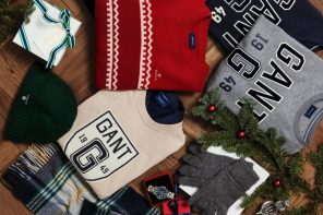 GANT Winter Menswear Essentials