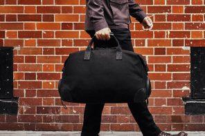 Bennett Winch x Esquire Weekender Bag
