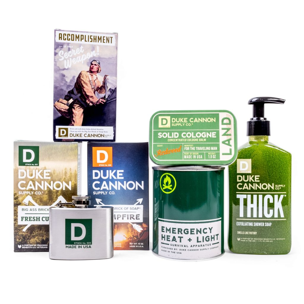6 of the Best Duke Cannon Men's Grooming Essentials | The Coolector