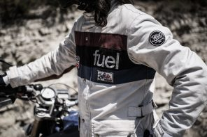 "Fuel Motorcycles ""Rally Raid"" Jacket"