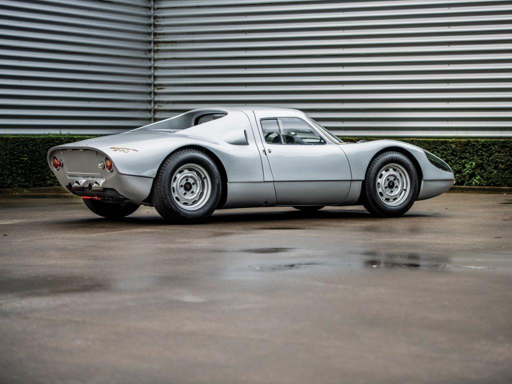 1964 Silver Metallic PORSCHE 904 GTS