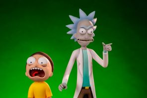 Mondo Rick & Morty Figure Set