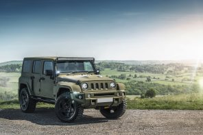 Chelsea Truck Co Jeep Wrangler Sahara – Black Hawk Expedition