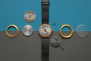 Raketa Limited-Edition Polar Watch