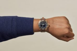 Shinola The Bronze Monster Automatic Watch