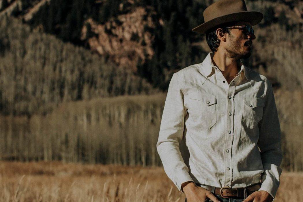 Taylor Stitch x Stetson Western Shirt