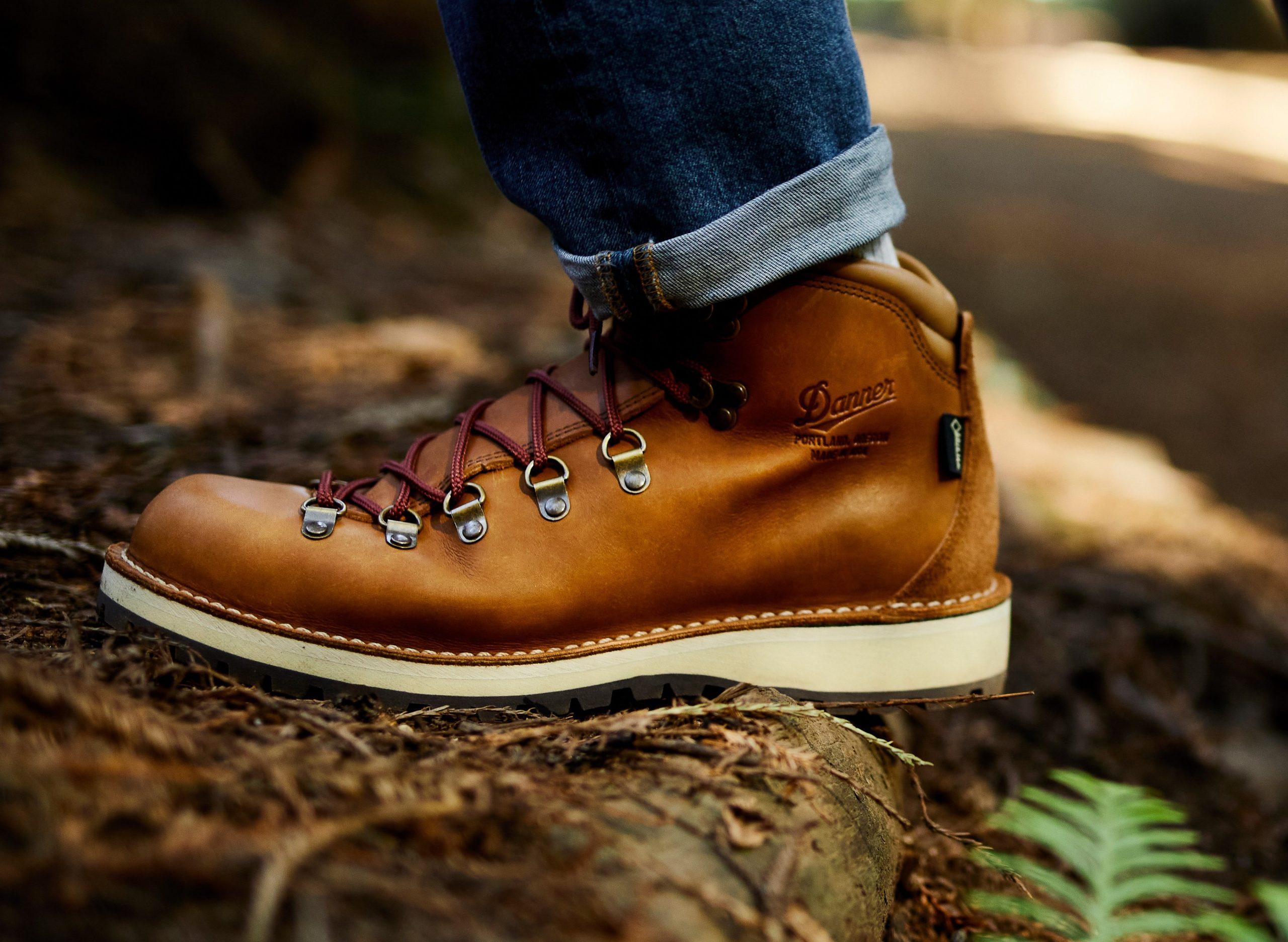 Mountain Pass 'Gold Rush' Boots