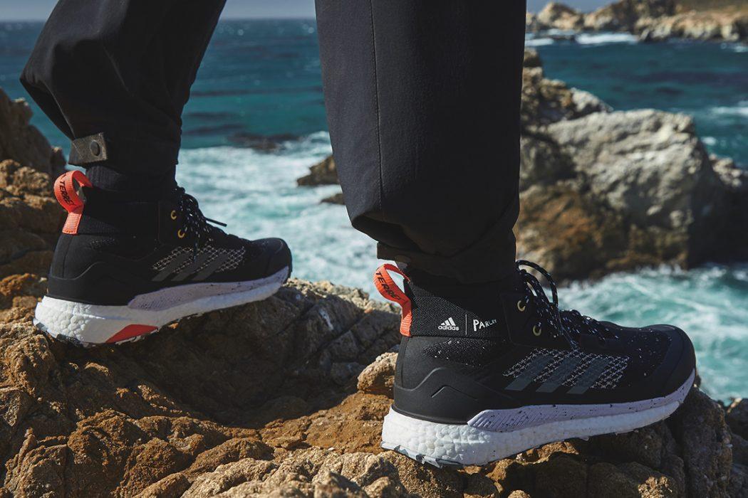 Adidas Terrex Free Hiker Parley Hiking