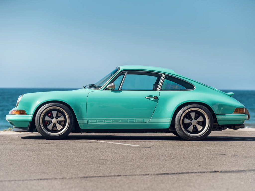 1991 Porsche 911 Malibu Reimagined By Singer The Coolector