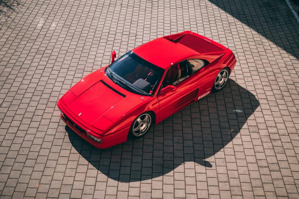 1994 Ferrari 348 Gt Michelotto Competizione The Coolector
