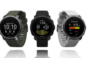 Polar Grit X Outdoor Multisport Watch