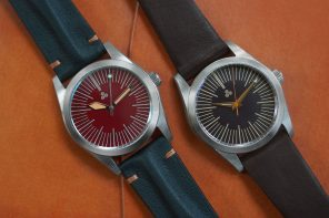 "Bespoke Watch Projects ""Intaglio Edition"" Watches"