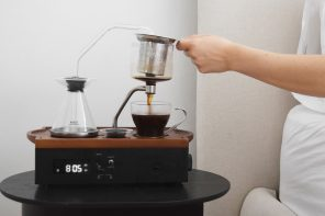 Barisieur 2.0 Coffee & Tea Brewing Alarm Clock