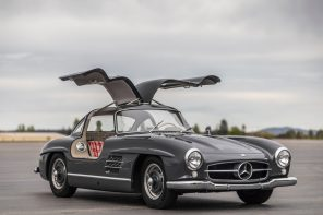 1956 Mercedes-Benz 300SL Gullwing