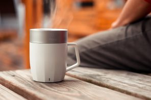 iTemp Smart Mug and Bowl