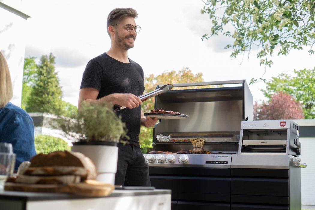 Smart-Gas-Grill