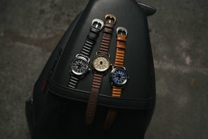 ROLAND SANDS DESIGN X SZANTO ICON SIGNATURE SERIES WATCHES