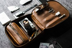 6 of the Best Dopp Kits for Men