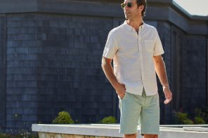 8 Men's Short Sleeve Shirt Essentials for Summer