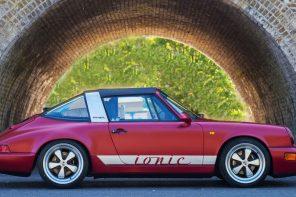 Ionic Porsche 911 Carrera 964 'Targa'