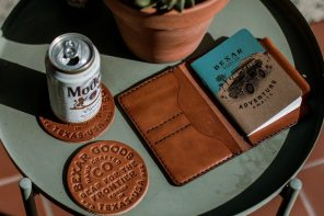 6 of the Best Bexar Goods Co Wallets