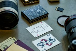Photography Deck: Camera Cheat Sheet Playing Cards