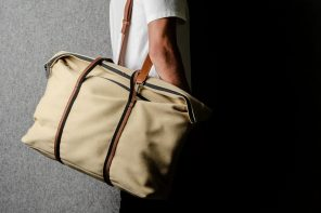 Hard Graft All In Holdall in Canvas