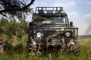 Classic Overland KROK Land Rover Defender