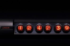 Adatte Design Nixie Time Zone Clock V2