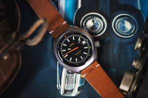 Oris ChronOris Movember Edition Watch