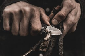 WESN Microblade 2.0 Pocketknife