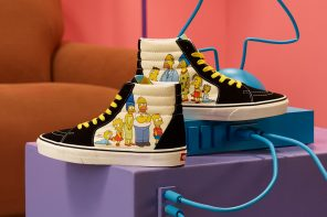 Vans x The Simpons Collection