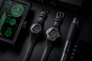 Undone x Batman Quantum Watch
