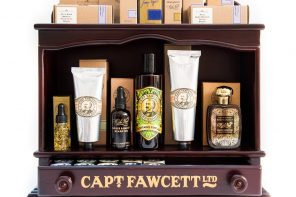 Captain Fawcett Beard Essentials