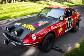 1970 Datsun 240Z Safari Tribute