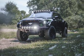 Mil-Spec Supercharged F-150