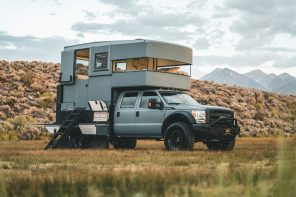 F-550 Full Custom Camper