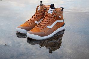 Vans Ultrarange EXO HI MTE Sneakers in Pumpkin Spice