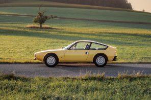 1970 ALFA ROMEO GT 1300 JUNIOR ZAGATO